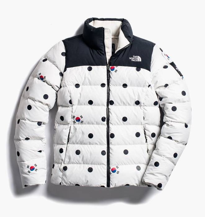 f933fe1753 The North Face International Collection Nuptse 700-Fill Power Down ...