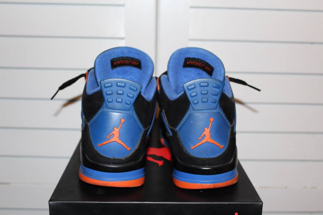 "478f3b418e89c4 Jordan Brand Air Jordan Retro 4 IV ""Cavs"" Size 9.5 - Low-Top ..."