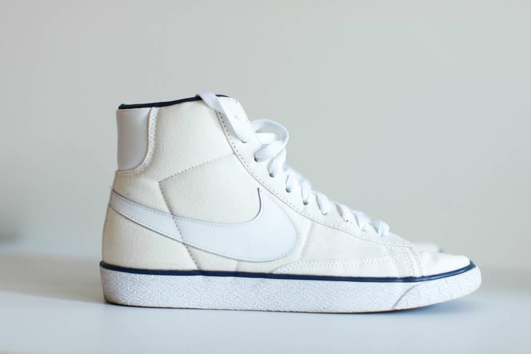 new style c20af 39212 Nike Nike x APC Blazer Mid Vintage Size US 8 EU ...