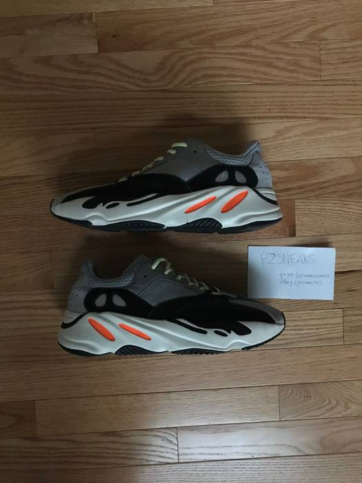 9f2fc5aced1 Adidas adidas Yeezy Boost 700 OG Grey Size 11 - Low-Top Sneakers for ...