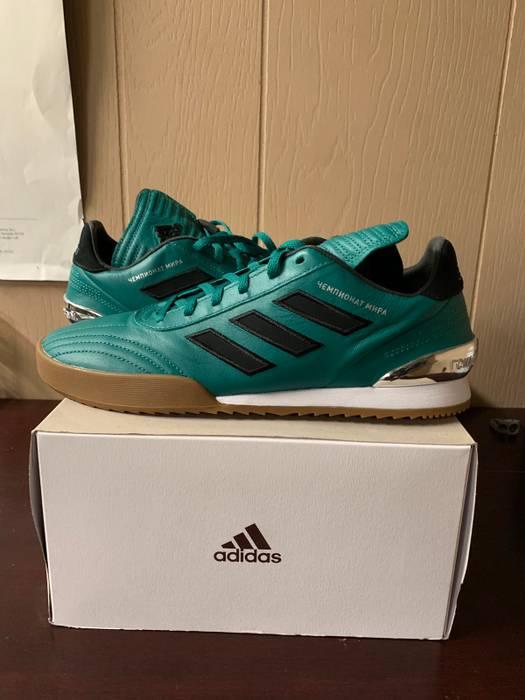 more photos 8a2e2 ec5c2 Adidas GOSHA RUBCHINSKIY X ADIDAS COPA WC SNEAKER Shoes Size US 8  EU 41