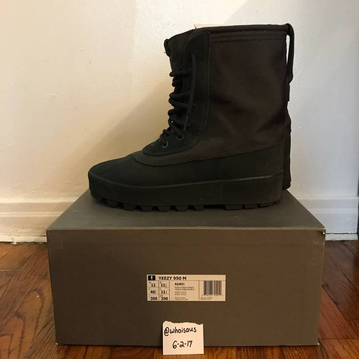 660f87babf9168 Adidas Kanye West YEEZY 950 M Size 12 - Boots for Sale - Grailed