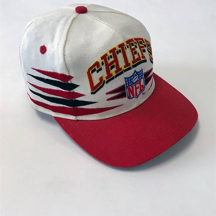 Logo Athletic Vintage Kansas City Chiefs Logo Athletic Snapback Size ... 20aa7abdf