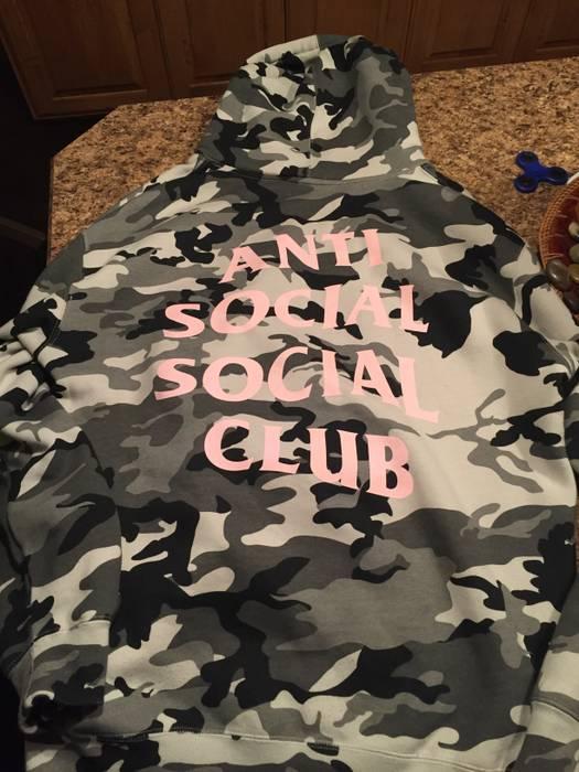 a9d3fd4e137e Antisocial Social Club. Anti social social club not gildan hoodie. Size  US  ...
