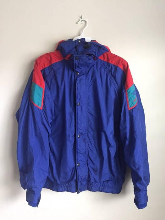 244fa4fccd Vintage NORTH FACE Jacket 80s Vintage EXTREME Gore-Tex USA Coat Ski Coach  Men Supreme