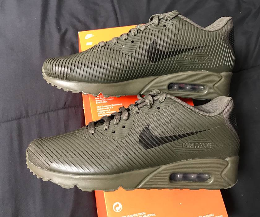Nike Nike Air Max 90 Essential Sample Mens Size 9 Running Shoes NEW ... 22d0531a6