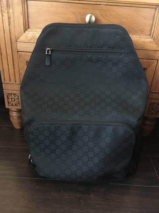 Gucci Gucci Backpack Size one size - Bags   Luggage for Sale - Grailed fed1d0125b