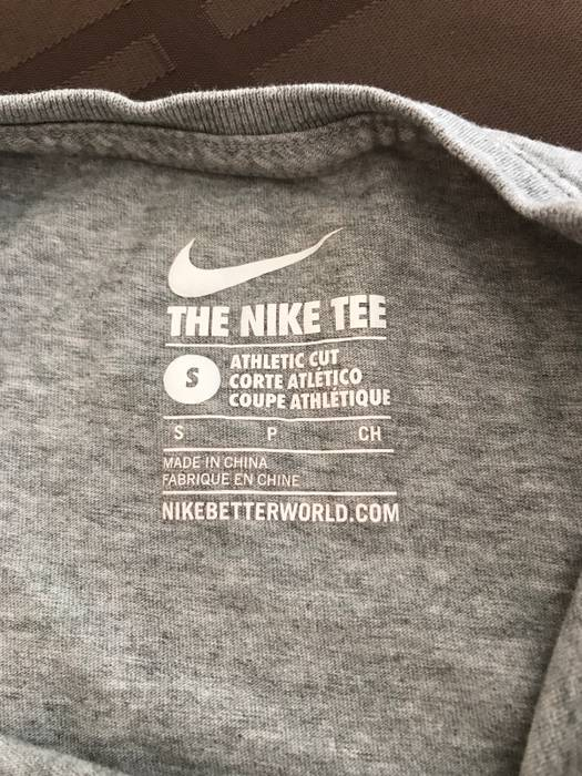 Nike   RUNS LIKE XS  Men s Nike Super Bowl 50 Panthers Shirt Size s ... 8a1576c1e