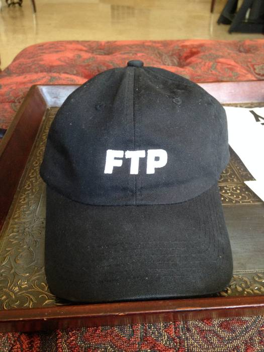 f0329933e3c Fuck The Population Black FTP Camp Hat Size one size - Hats for Sale ...