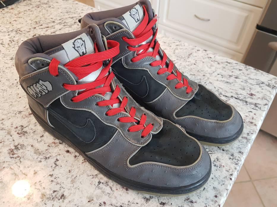 best sneakers 82366 f9a9d promo code for nike sb dunk high mf doom 9c923 3b168