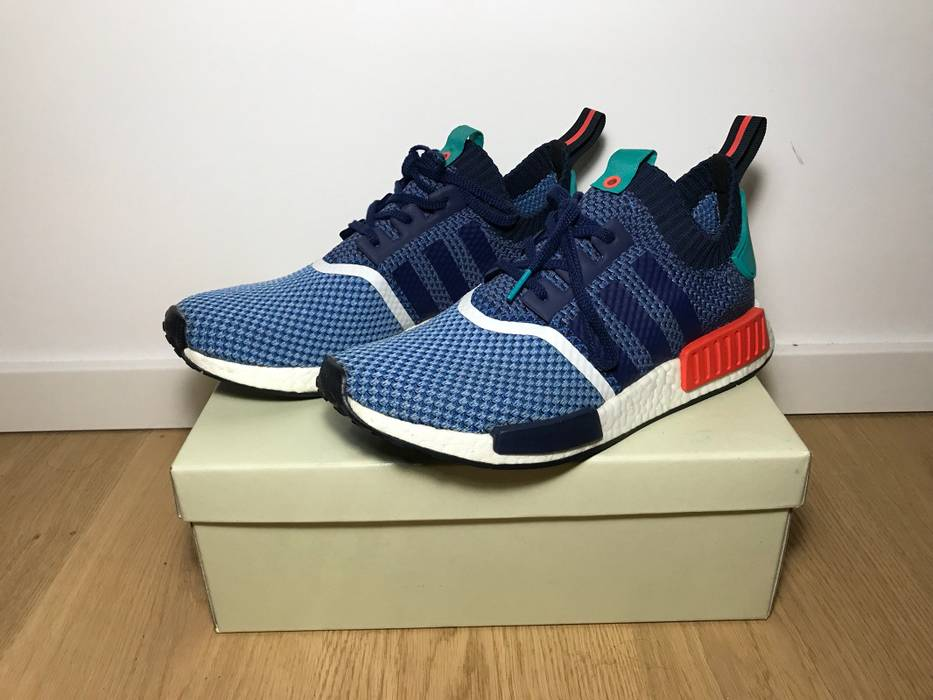 8d62293f16b5f Adidas NMD R1 Packer Size 10 - Low-Top Sneakers for Sale - Grailed