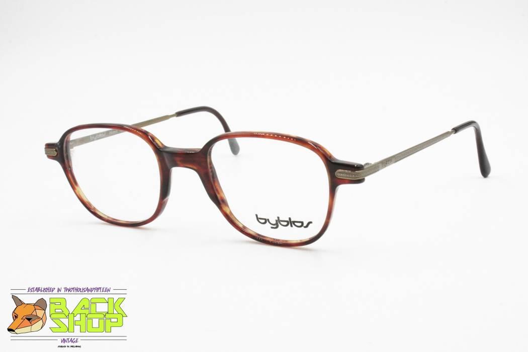 a56b6f894a Byblos BYBLOS 159 7085 Vintage 90s square glasses frame
