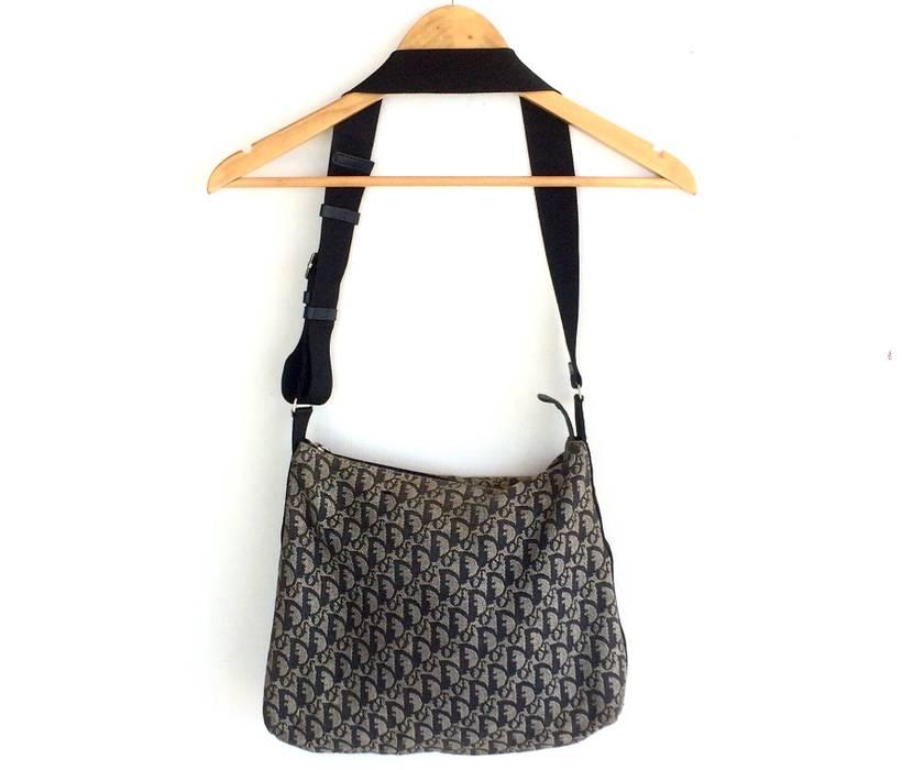 0e847ff03641 Dior Diorrissimo By Christian Dior CD Monogram Sling Bag Size one ...