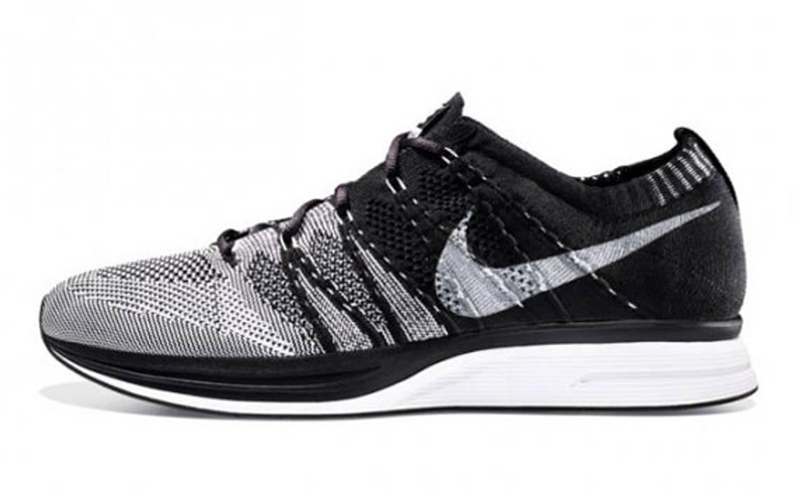 Nike Nike Flyknit Trainer Black White US 8.5 Size 8.5 - Hi-Top ... 77f00dd4b