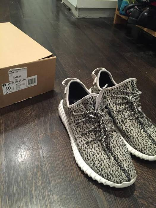 Yeezy Boost Yeezy Boost 350 Turtle Dove Size 10 - for Sale - Grailed cbe5e84f8