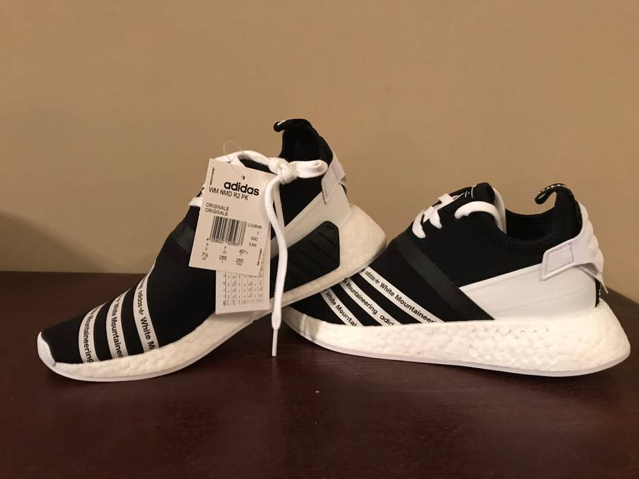c8c8838d58b9a Adidas Adidas Originals x White Mountaineering NMD XR2 Size US 7.5   EU  40-41