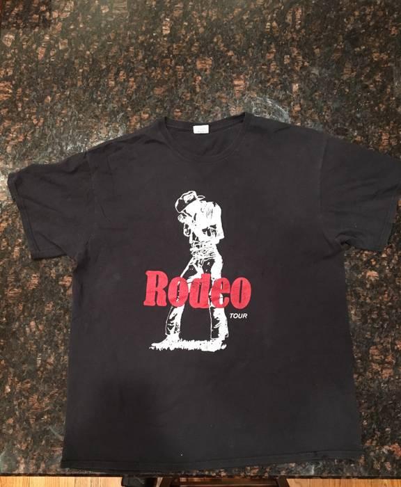 ef81f0154bae Travis Scott Travis Scott Rodeo Tour T Shirt Size L Short Sleeve T