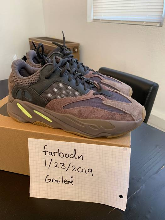 6e088f215 Yeezy Boost Yeezy 700 Mauve Size 12 - Low-Top Sneakers for Sale ...