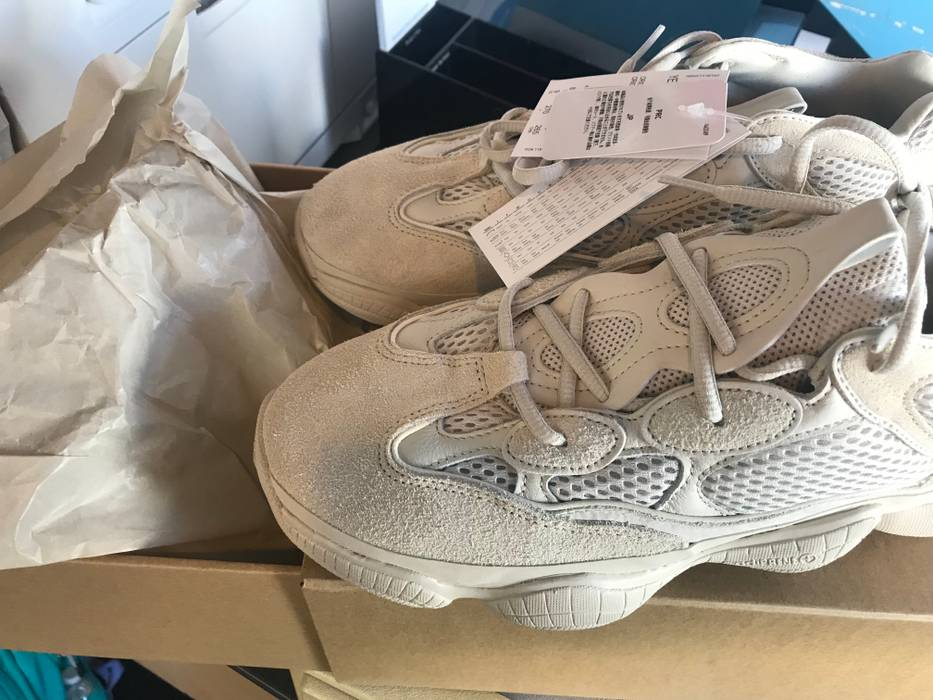 1510470ffe7 Yeezy Boost Adidas Yeezy 500 Blush Size US 9 CONFIRMED ORDER WAVE RUNNER  YEEZY SUPPLY Size