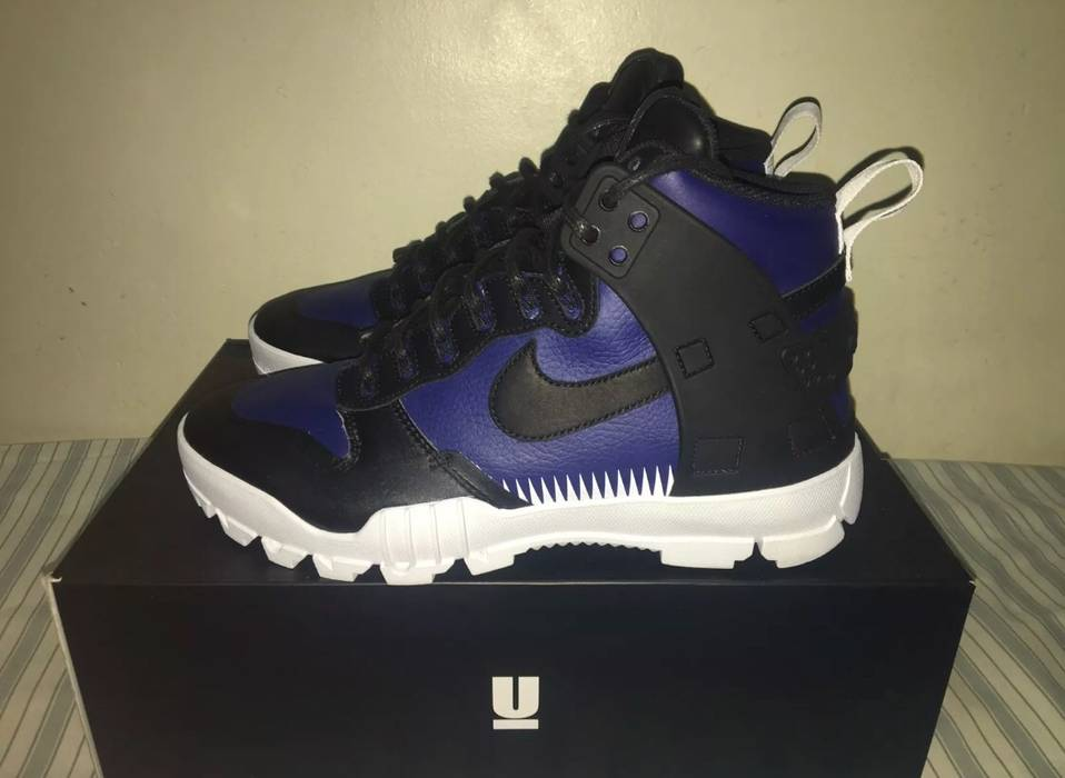 the best attitude 0f09c 710f8 ... promo code 38650 14f47 Undercover Undercover® X Nike Lab SFB Jungle  Dunk Size US 8.5