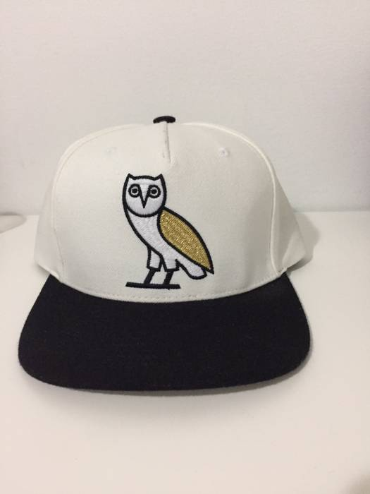 ee49132c589 Octobers Very Own OVO Owl White SnapBack Size one size - Hats for ...