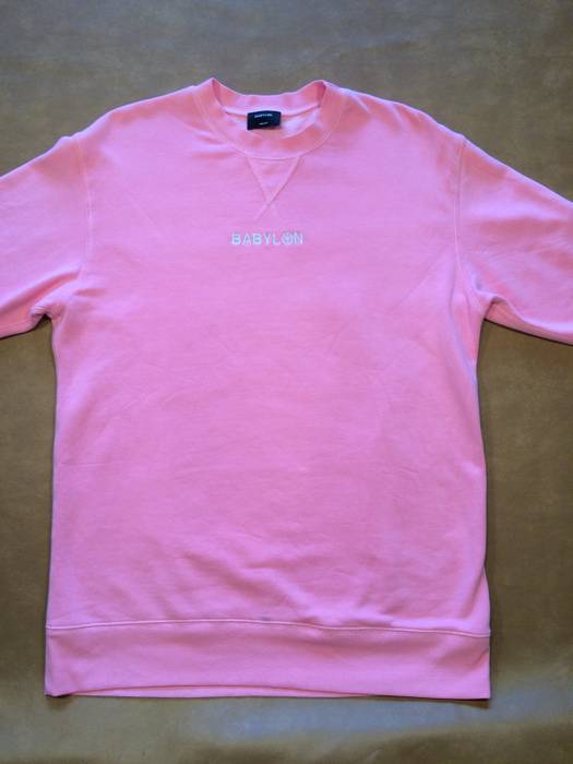 Babylon Babylon Pink Sweater Size M Sweaters Knitwear For Sale