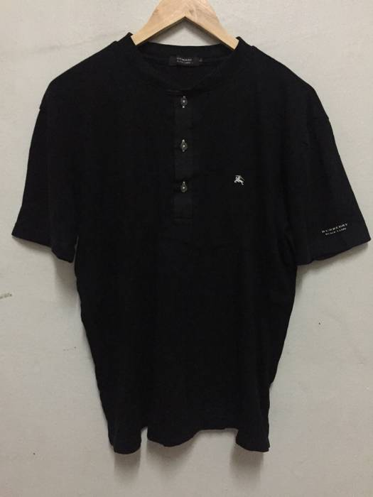 58c9a30bcbd Burberry Burberry T-shirt Short Sleeve Black Plain Colour Size m ...