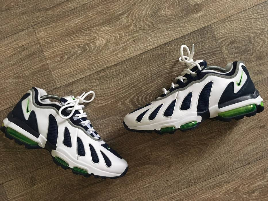 Nike Air Max 96 Og XX Dead Stock Vapor Tn Plus Jordan Bw Size 9 ... 192f736ab