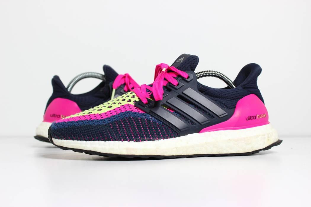 34f1d62c7a4c Adidas Ultra Boost Night Navy Pink