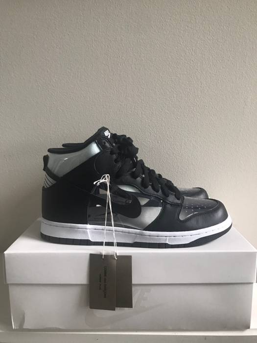 0b7bb22ece9b Nike Nike Cdg Dunks Size 9 - Hi-Top Sneakers for Sale - Grailed
