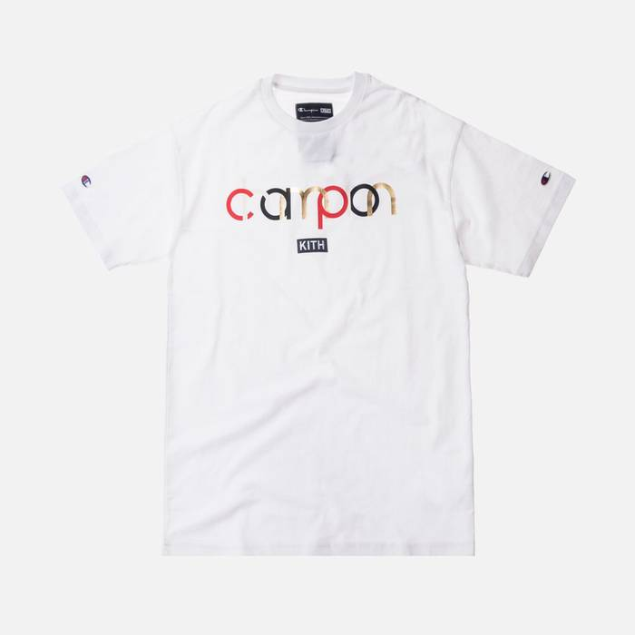 Kith Nyc Kith X Champion Tee Size xl - Short Sleeve T-Shirts for ... 78c5e70a305