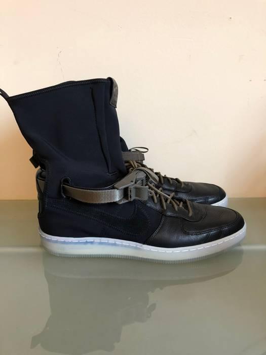 pretty nice daba0 60d6c Nike Air Force 1 Downtown HI SP Olive  Black Size US 12  EU 45