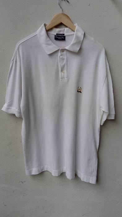 Christian Dior Monsieur CHRISTIAN DIOR polos shirt made in italy 90s ... 084585278c0