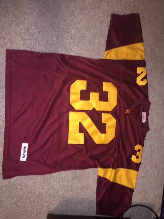 Mitchell   Ness USC O.J. Simpson Jersey Size l - Jerseys for Sale ... 59499a5a5