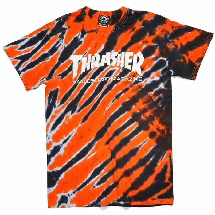 Thrasher Tiger Tie Dye Shirt Size l - Shirts (Button Ups) for Sale ... af240f6a056c