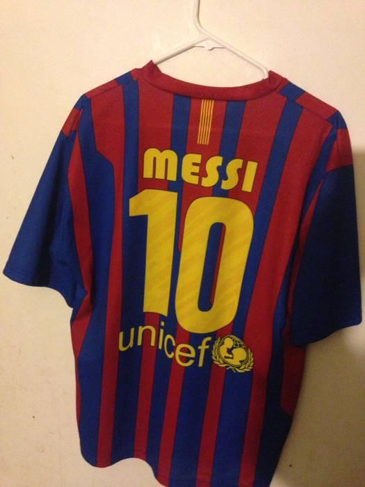 8686ffd38 Soccer Jersey Messi Vintage Soccer Jersey Size s - Short Sleeve T ...