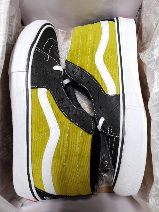 9f0e6aa2b0 Supreme Sk8 Mid Pro Crocodile Suede Size 9.5 - Hi-Top Sneakers for ...