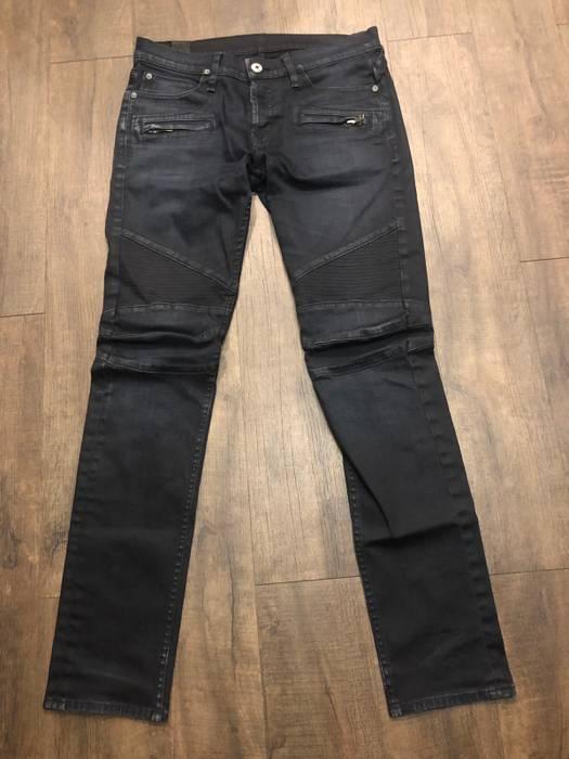 b6184e9f44f905 Hudson Blinder Biker Balmain Style Jeans Size 32 Denim. Balmain Slim Fit  Biker Jeans