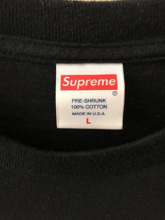 ed7c7603fb0 Supreme FW16 Black Gucci Mane Portrait T-Shirt Size l - Short Sleeve ...