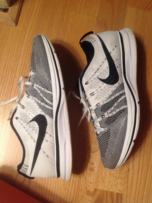 d3ea3933fab2a Nike Nike flyknit trainer white yeknits. Size 11 - Low-Top Sneakers ...
