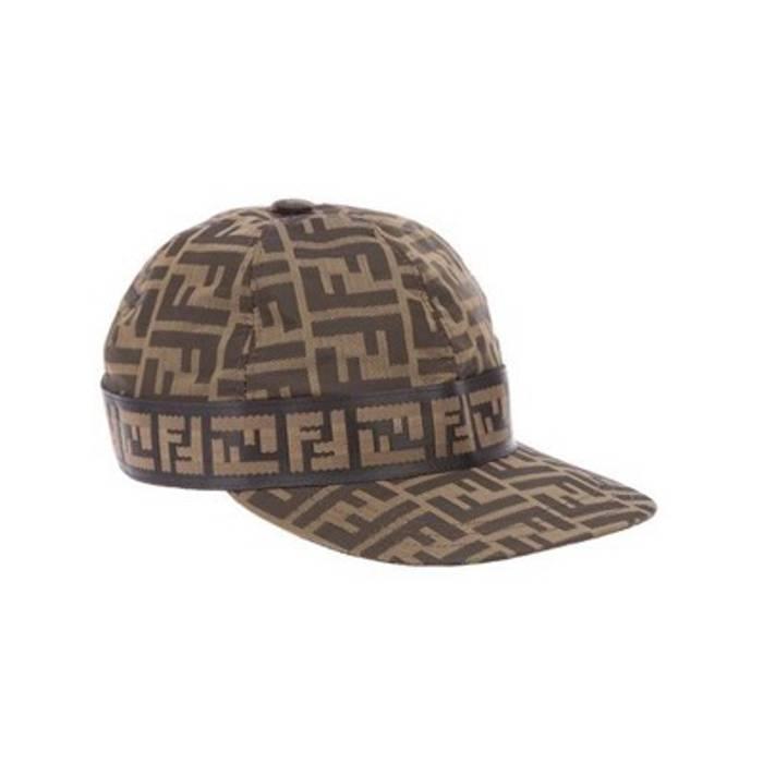 Fendi Fendi Cap Monogram Size one size - Hats for Sale - Grailed d87b9166fef
