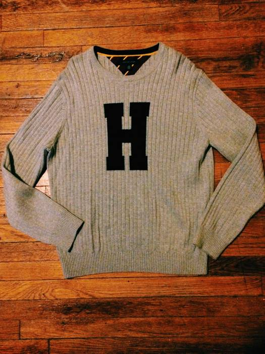 Tommy Hilfiger Tommy Hilfiger Big H Sweater Size L Sweaters