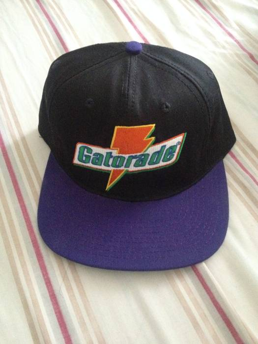 Vintage Gatorade Snapback Size one size - Hats for Sale - Grailed 519671b1d1ca