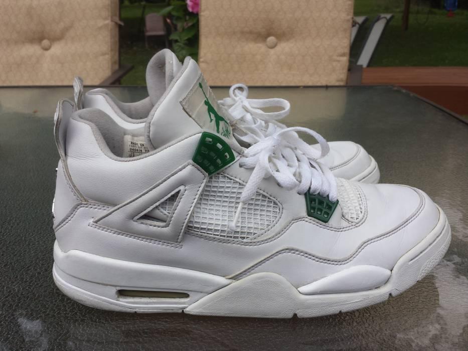 5a8e2a7973d108 where to buy air jordan 4 chrome classic green 22a5b 54d64  inexpensive  jordan brand jordan 4 classic green size us 12.5 eu 45 46 08047 6d7ba