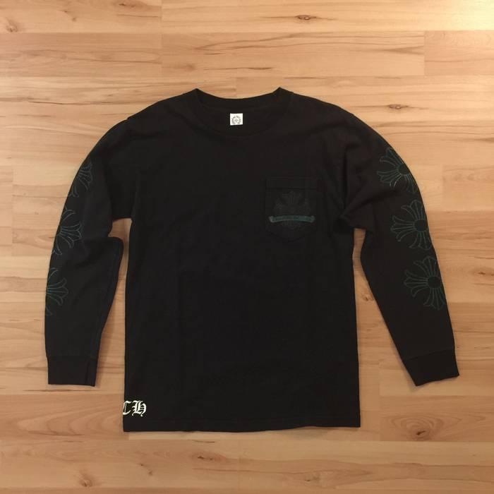 eeb0f114e44 Chrome Hearts Longsleeve tee Size m - Short Sleeve T-Shirts for Sale ...