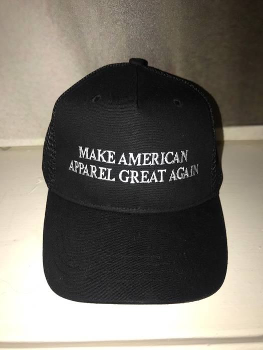 American Apparel MAAGA HAT Size one size - Hats for Sale - Grailed d89b19f9fd7