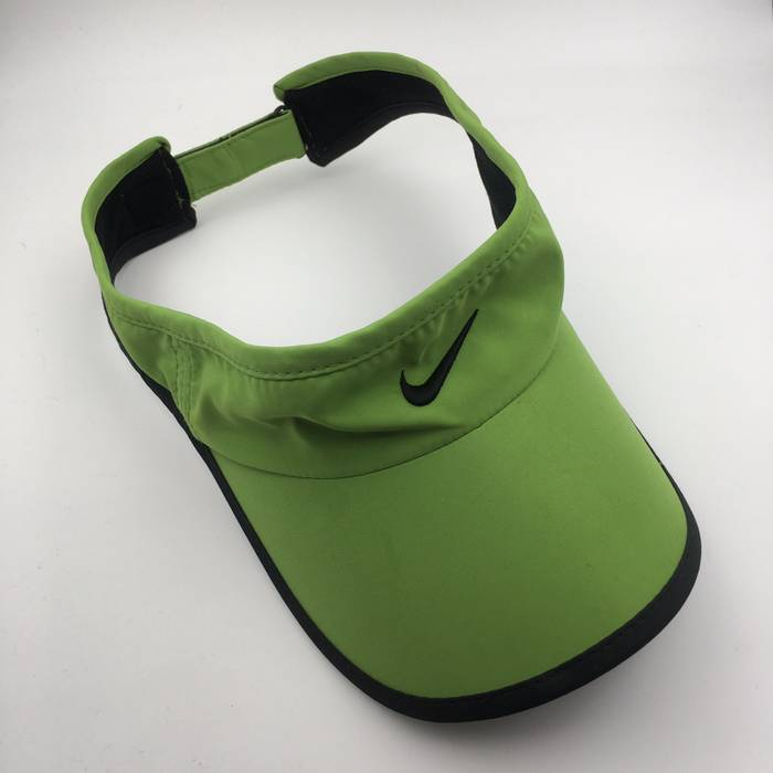 Nike Green Nike Visor Size one size - Bags   Luggage for Sale - Grailed 6a2b5afe26e