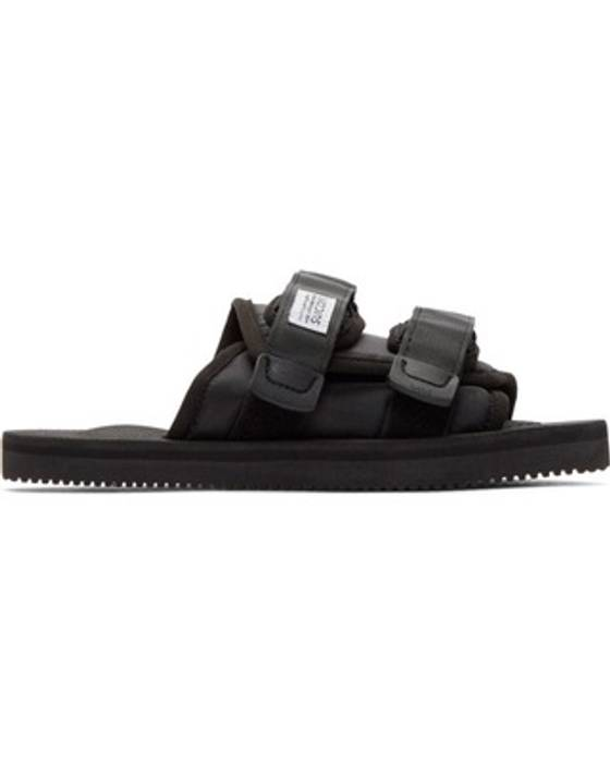 185fdc4ac7b Suicoke Suicoke Black Moto-Cab Sandals Size 9 - Sandals for Sale ...
