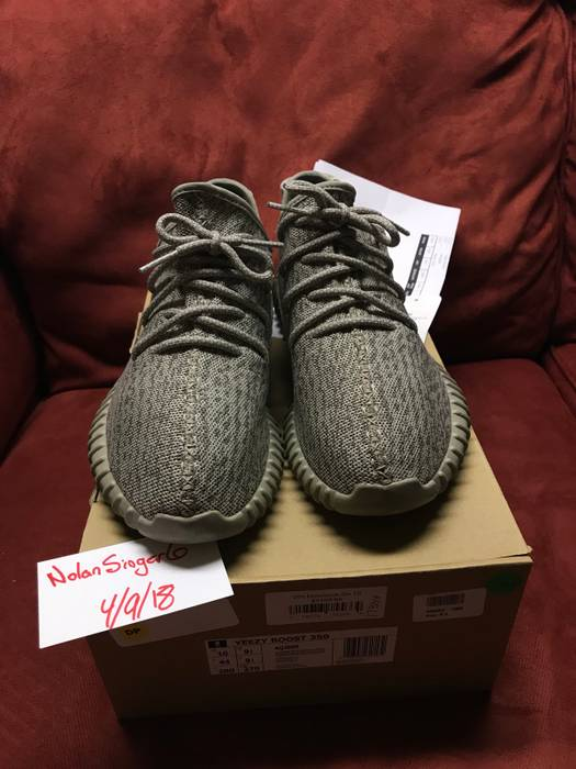 Adidas Adidas Yeezy 350 Boost V1 Moonrock Size 10 - Low-Top Sneakers ... 6ccad840c