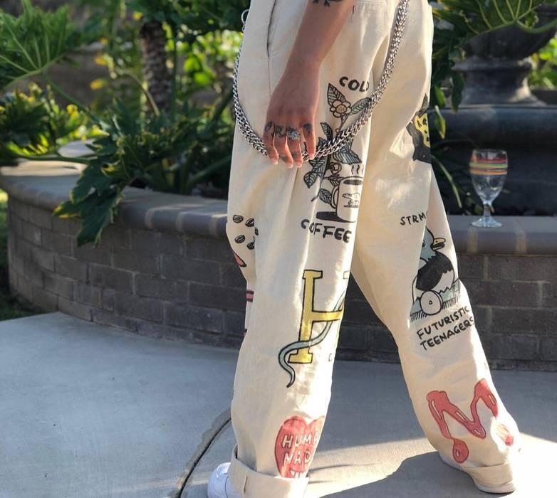 9cd522bd74c60c Human Made Human Made Corduroy Print Pants Size 32 - Casual Pants ...